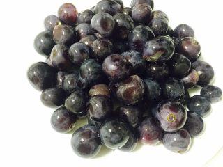 葡萄🍇果酱,控干水分