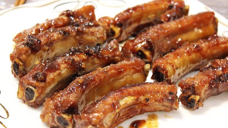 红烧肋排(起码是我吃过最好吃的肋排啦)