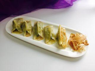 多汁的💐三鲜馅水饺💐