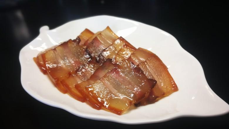 晶莹剔透的酱肉