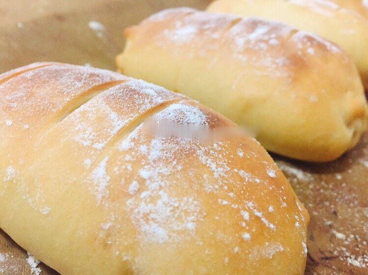 肉松控的最爱—肉松面包