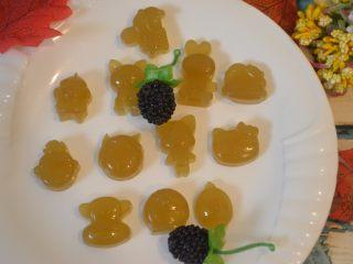葡萄汁软糖