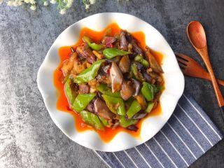红烧茄子,装盘开吃,特别下饭很美味口感很好