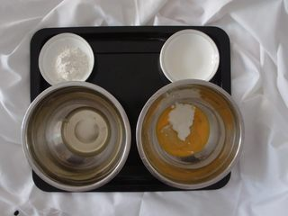 无花果酸奶蛋糕4寸,+酸奶+几滴香草精