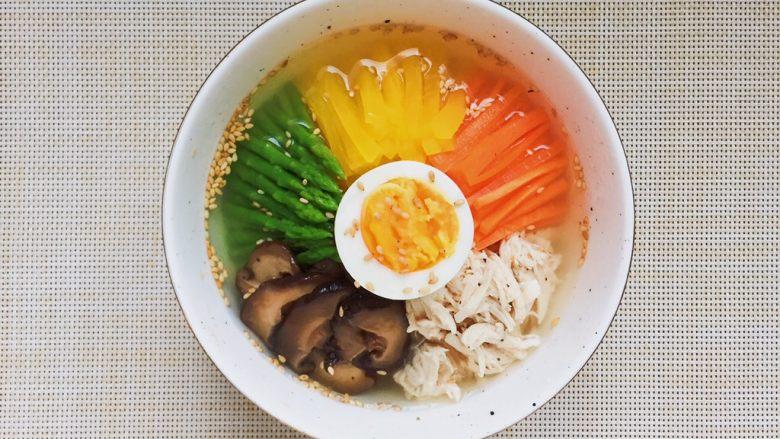 日式鸡汤泡饭