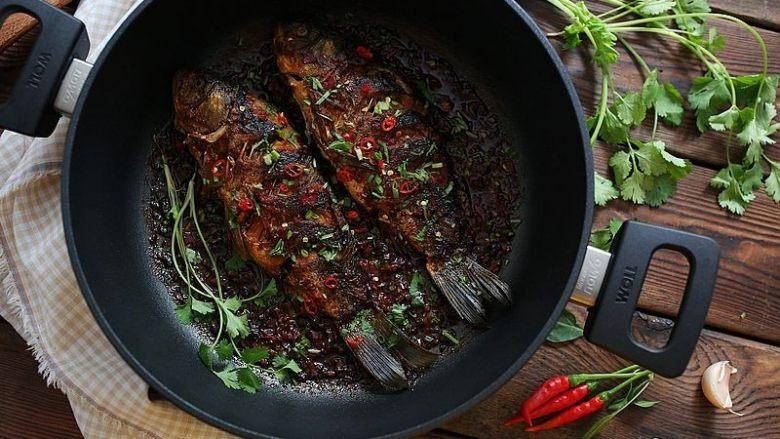 川香豆瓣鱼 :超级美味的下饭神器