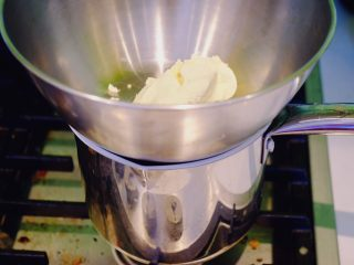 Meatloaf进阶版 (让同事流口水的带饭利器1),隔水软化奶油奶酪 ⚠️是隔水加热的哦