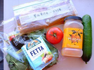 秘制异国风味鸡胸肉腌料&绝佳搭配 (减肥必备),这里介绍2个墨西哥风味鸡胸肉的绝配方案 准备材料如上