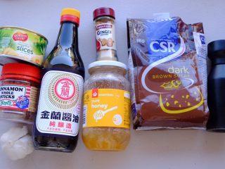 秘制异国风味鸡胸肉腌料&绝佳搭配 (减肥必备),日本风味照烧汁材料如上哟