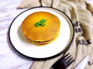 香葱鸡蛋玉米面松饼(健康无油)