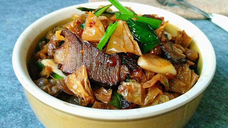 湘味~白辣椒炒腊肉