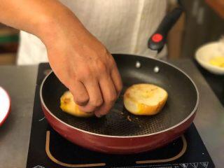 江湖版班尼蛋,烤面包