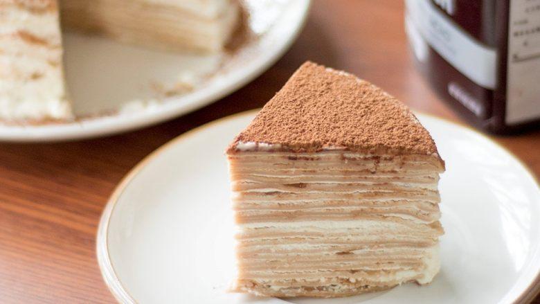 提拉米苏千层蛋糕(简易版奶油霜)