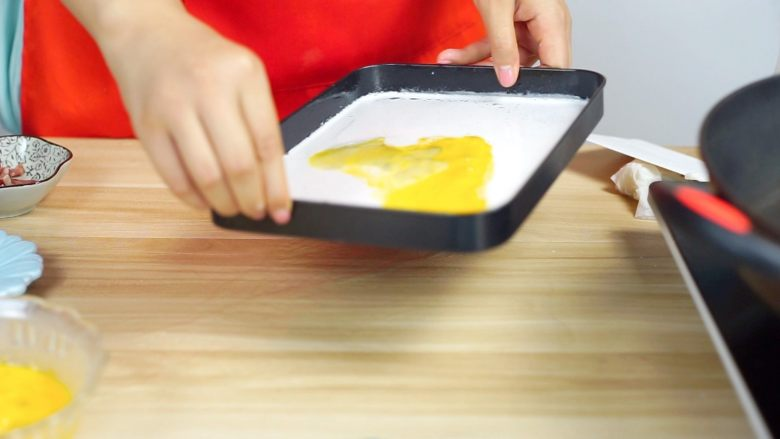 必吃的广东小吃——广州肠粉,再做一个加蛋的