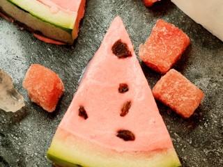 西瓜冰糕,来一支消暑吧!