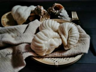 海螺馒头,成品图