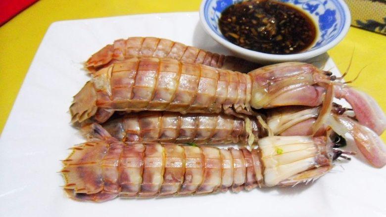 葱姜虾爬子