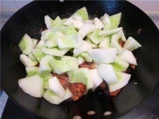 老黄瓜也有春天---黄瓜鸡翅,鸡翅熟了可以将黄瓜放入