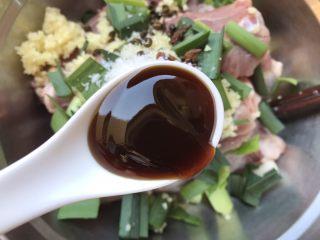 蒜香手抓骨~烤箱版,蚝油1.5匙