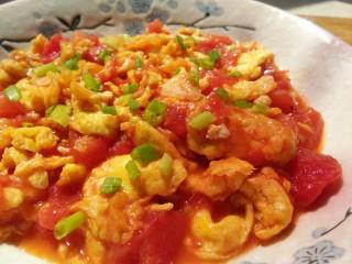 赛螃蟹炒番茄――中餐厅