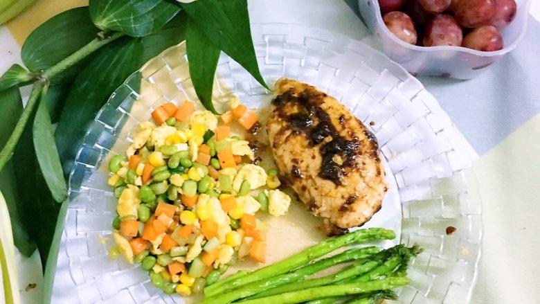 食疗-鸡胸肉减脂食谱