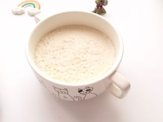 沙梨奶昔,简单吧,吃起来香醇滑腻,酸甜可口,宝宝超爱吃