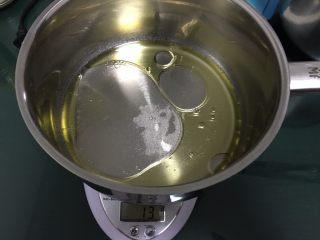 蔓越梅戚风蛋糕,玉米油加清水