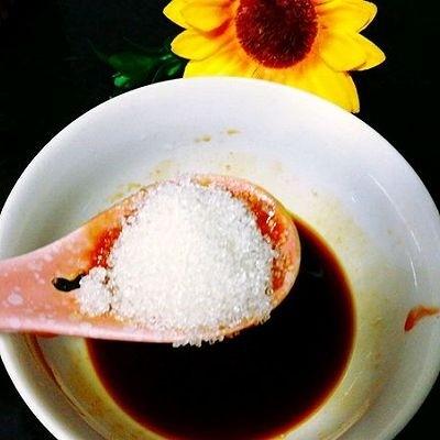 蒜蓉鱿鱼蒸粉丝,白糖1汤勺