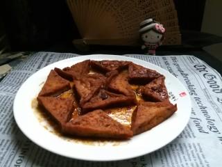 #家常菜大比拚#酱烧豆腐