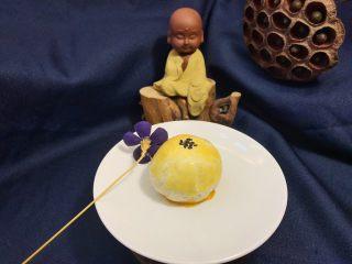 超详细的经典蛋黄酥