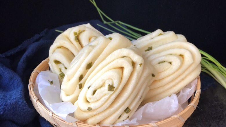香葱花卷~中式面点