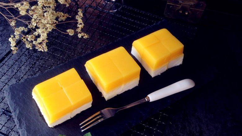 芒果布丁棉花糖