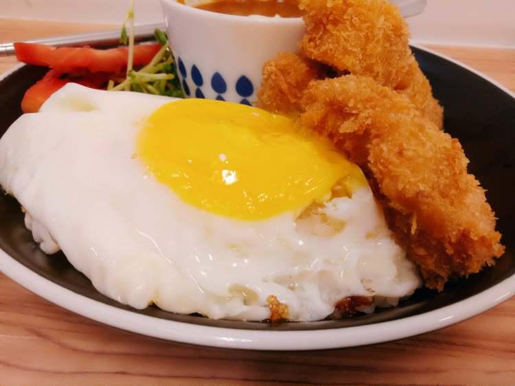 【台北食记】十巷咖哩-唐扬鸡咖哩&猪排咖哩