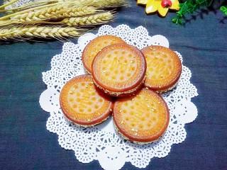 南瓜饼,虽好吃但不能多吃,不好消化。