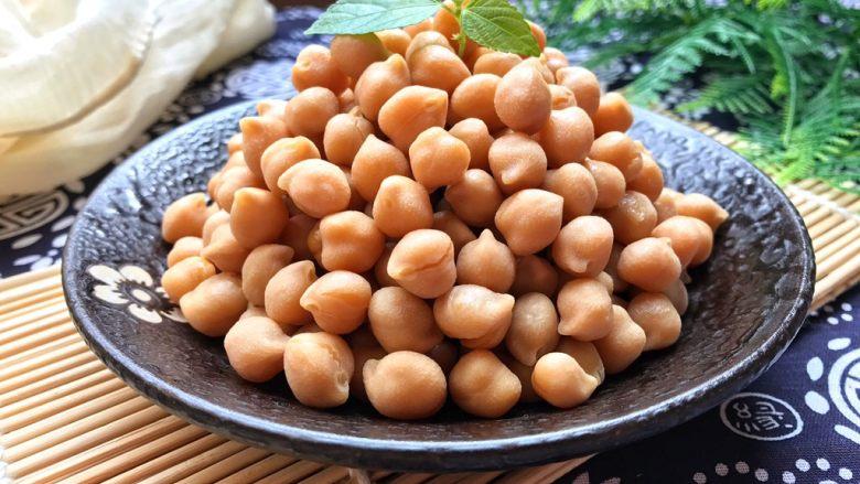 五香鹰嘴豆~健康满分的小零嘴