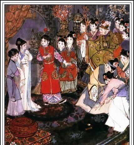 细说《红楼梦》里的那些令人垂涎欲滴的美食(中)
