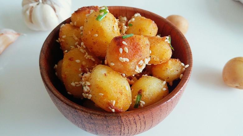 万能的土豆+飘香小土豆