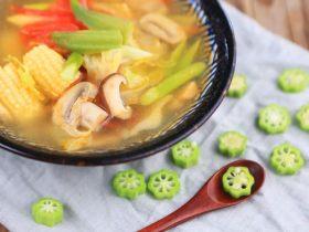 常见蔬菜熬出一锅鲜,让你餐桌上的汤不再单调!