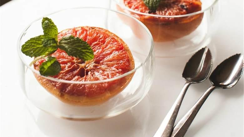 柑曼怡炙烤葡萄柚