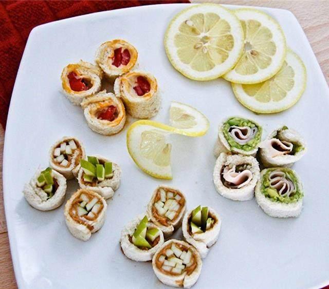 日式亲子面包卷