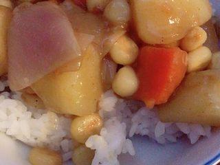 #万能的土豆#咖喱土豆,开吃