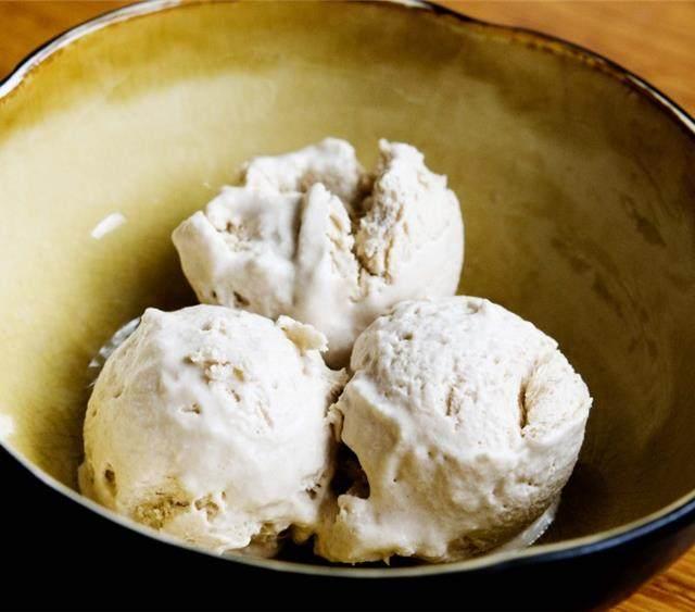 咖啡冰淇淋(用不到冰淇淋机)