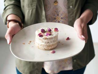 迷你玫瑰蛋糕