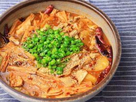 负责任的告诉你,饿的时候看这锅菜能一口气吃2碗饭!? 水煮鲜蔬