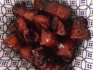 不过油不焯水的红烧肉,出锅