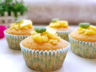 果味长崎纸杯蛋糕,成品!果味长崎纸杯蛋糕!