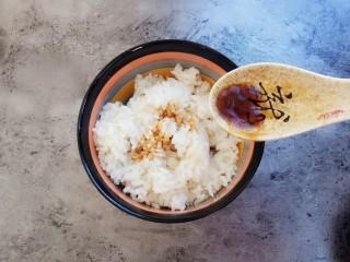 剩米饭妙用—鸡蛋酱油炒饭,半勺耗油(提鲜)