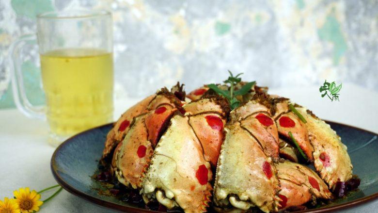 吮指香辣螃蟹