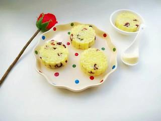 蔓越莓土豆月饼