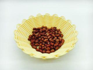 宫保鸡丁,配菜:花生米